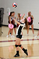 AMCHS-V-Bryan HS  Volleyball