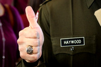 David Haywood Ring Day